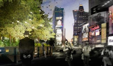 PopUP-Forest-Times-Square